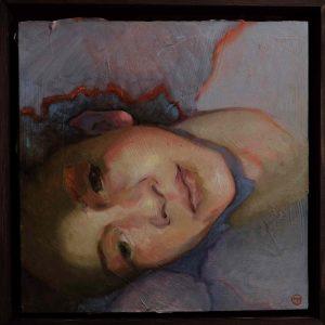 Red - Peinture de Marie Thorndahl