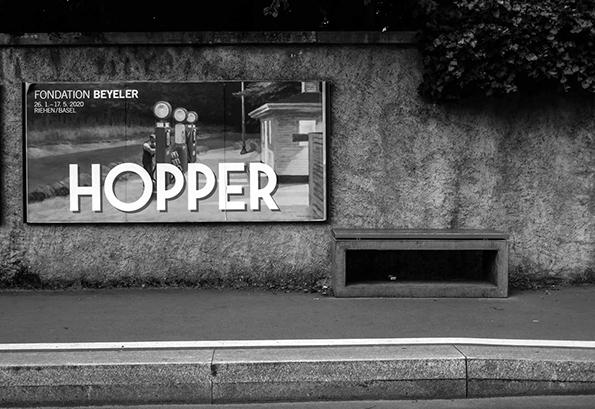 Edward Hopper à la Fondation Beyeler