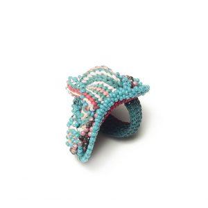 Bague corail