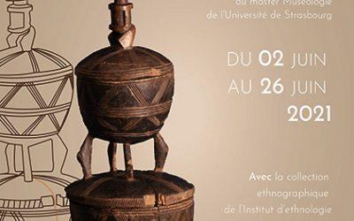 Panser l'objet, penser le temps + Strasbourg Galeries Tour 18/19/20 juin 2021